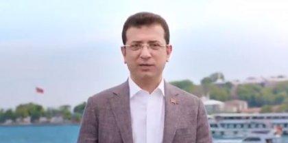 Ekrem İmamoğlu: Rant uğruna İstanbul'da yeşil alan bırakmadılar. Görevimizin başına dönünce milyonlarca metrekarelik yeşil vadiler açacağız
