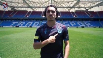 Trabzonspor yeni gri formalarını paylaştığı video ile tanıttı