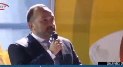 AKP Elazığ Milletvekili Tolga Ağar: Cumhurbaşkanı denince bize Allah gibi geliyor