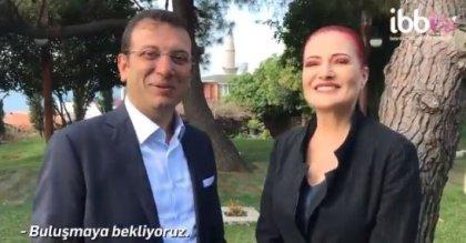 Ekrem İmamoğlu ve Candan Erçetin'den İstanbullulara 30 Ağustos çağrısı