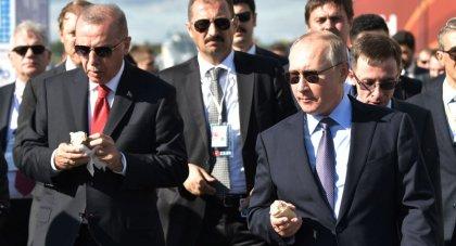 Putin, dondurma aldı, Erdoğan 'benimkini de ödeyecek misiniz' diye sordu