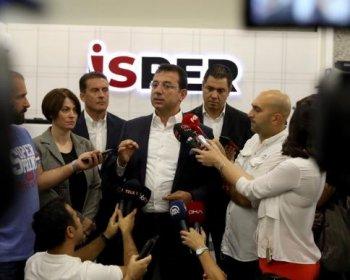 Ekrem İmamoğlu'ndan İSPARK'a zam açıklaması