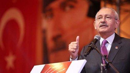 Kılıçdaroğlu: Kurtuluşun ve kuruluşun partisi 96 yaşında
