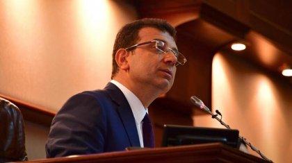 Ekrem İmamoğlu'ndan Gezi üzerinden Tayfun Kahraman'ı hedef alan AKP'li Tevfik Göksu'ya yanıt: Kefilim