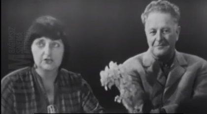 Nazım Hikmet'in Sovyetler'de yeni görüntüleri ortaya çıktı