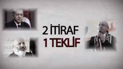 Kılıçdaroğlu'ndan Erdoğan'a videolu 'tank palet' yanıtı: 2 itiraf 1 teklif