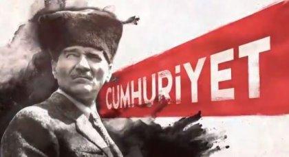 Ekrem İmamoğlu'ndan 29 Ekim videosu: 'Yaşasın Cumhuriyet, Yaşasın Demokrasi'