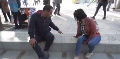 Ankara Büyükşehir Belediyesi, sokaklara matematik formüllü taşlar döşedi
