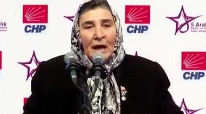 Pakize Akbaba'ya Erdoğan'a hakaretten açılan dava başlıyor