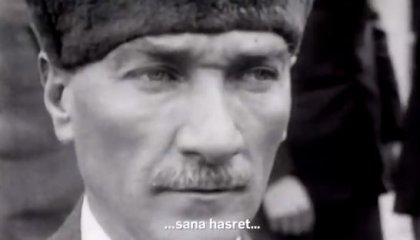 Ekrem İmamoğlu'ndan 10 Kasım videosu: İstanbul sana hasret, bize emanet