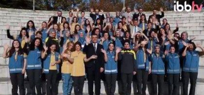 Ekrem İmamoğlu: İBB'de kadın istihdamı her geçen gün artıyor