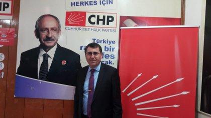 Gültekin Özdemir CHP Maltepe İlçe Başkanlığı'na aday oldu