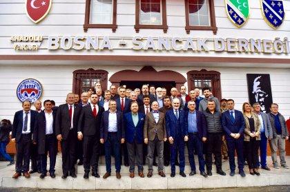 Türkiye Bosna-Hersek Kültür Dernekleri Federasyonu yönetim kurulu toplantısı 15 Aralık'ta gerçekleşti