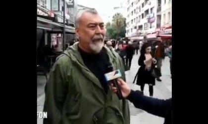 Sokak röportajında 'İhsan Oktay Anar' tesadüfü: 'Evrim teorisine inanıyor musunuz?' sorusuna 'Ben inanmayı değil de bilmeyi tercih ederim' yanıtı