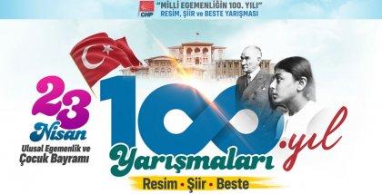 Kılıçdaroğlu'ndan çocuklara çağrı: Milli egemenlik mücadelemizin 100. yılında sizi 'Resim, Şiir ve Beste' yarışmamıza katılmaya davet ediyorum