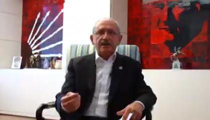 Kılıçdaroğlu: Kanun gereği karantina altına alınan yerlerde yurttaşların ihtiyaçlarının devlet tarafından karşılanması gerekir