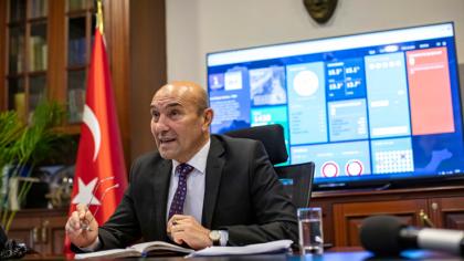 İzmir Büyükşehir Belediyesi ihtiyaç sahibi yurttaşlara 10 ton kavurma dağıtacak