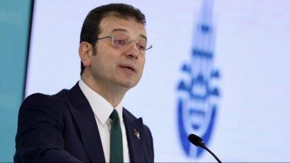 İmamoğlu: İstanbul'daki su taşkını sorununu çözüyoruz