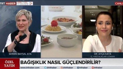 TRT spikerinden tepki çeken soru
