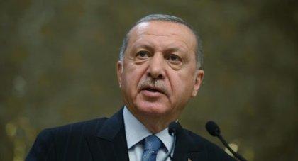 Erdoğan: Ne yaparlarsa yapsınlar biz bu yoldan dönmeyeceğiz