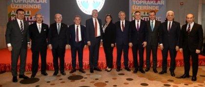 CHP'li büyükşehir belediye başkanlarından 'Bir tanesin Türkiyem' videosu