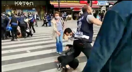 Ankara'da Ethem Sarısülük anmasına polis saldırısı