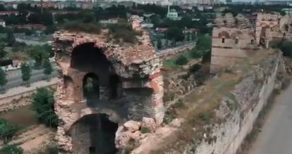 İmamoğlu: İstanbul Kara Surları'nı kurtarıyoruz