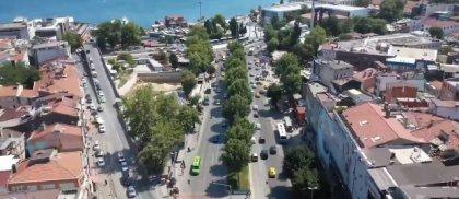 Beşiktaş Meydanı'ndaki altyapı sorunu çözüldü