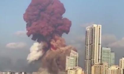 Beyrut Patlama