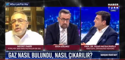 Necdet Pamir'den Yaşar Hacısalihoğlu'na: Herkes kendi alanında konuşsun