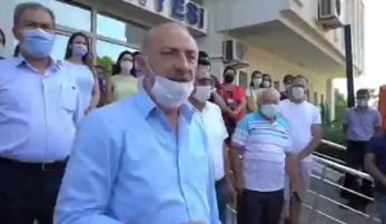 Didim Belediye Başkanı Ahmet Deniz Atabay: Kumpas üstlerine çökecektir