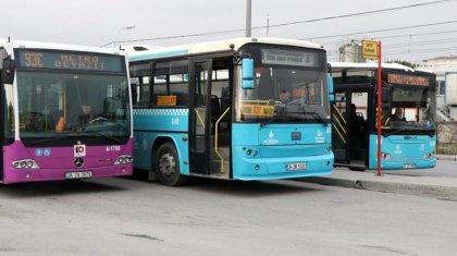 İstanbul'da özel halk otobüsleri İETT'ye bağlandı