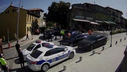 Ankara Büyükşehir Belediyesi görüntüleri paylaştı