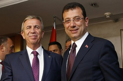 Ankara'nın metrosunu İBB yapacak