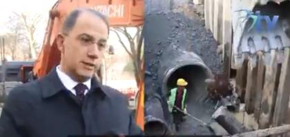 Beylikdüzü Belediye Başkanı Murat Çalık'tan altyapı çalışmalarına ilişkin açıklama: Kentin 30 senesini planladık