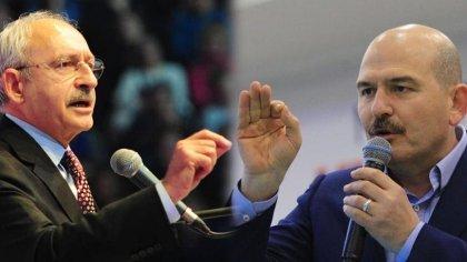 Erdoğan'nın 3 bin polisle fırından ekmek almaya gittiğini söyleyen Kılıçdaroğlu'na Bakan Soylu'dan yanıt