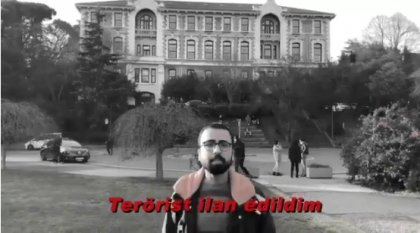 Terörist ilan edilen Boğaziçili öğrencilerden Erdoğan'a videolu yanıt