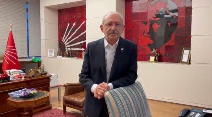 Kılıçdaroğlu'ndan dokunulmazlığının kaldırılması için gönderilen fezlekeye 'Hodri meydan'