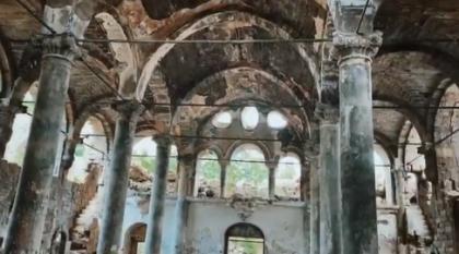 Mahir Polat'tan 'Endürlük Kilisesi' tepkisi: Sahipsizlikten yıkılmış, bu hali hepimiz için utanç verici