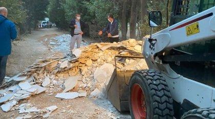 AKP'li belediye mahkeme kararı dinlemiyor