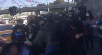 10 Ekim Ankara Katliamı anmasına polis saldırısı
