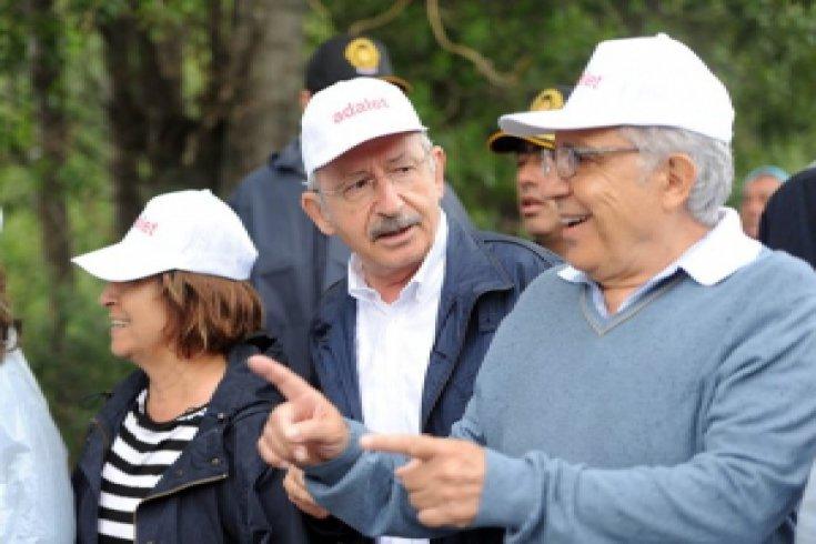 Adalet Yürüyüşü'ne Zülfü Livaneli'den destek