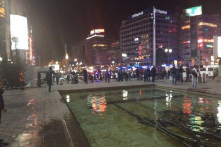 Ankara Kızılay Patlaması Fotoğraf Albümü