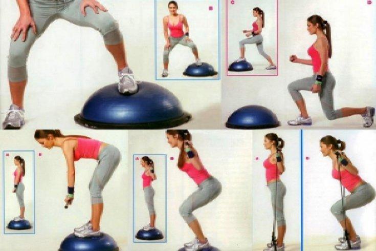 Bacakları İncelten 5 Egzersiz