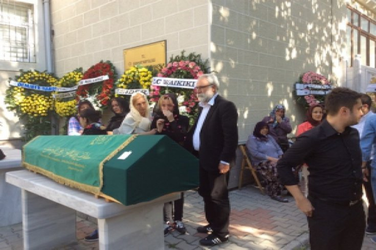 Bahattin Özata Cenaze Töreni
