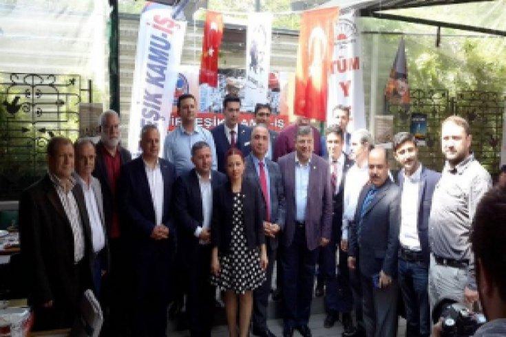 Birleşik Kamu İş'ten 'Hayır'lı toplantı