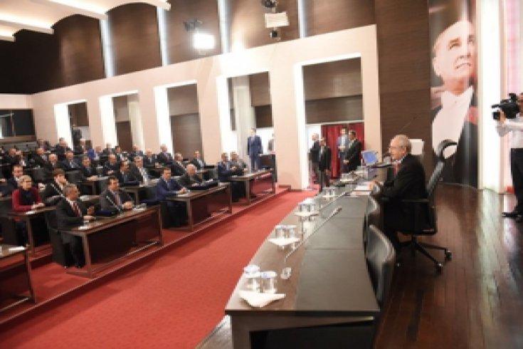 CHP İl Başkanları toplandı
