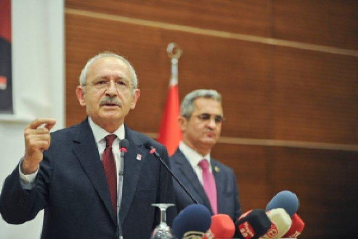 CHP Genel Başkanı Kılıçdaroğlu Sivas'ta