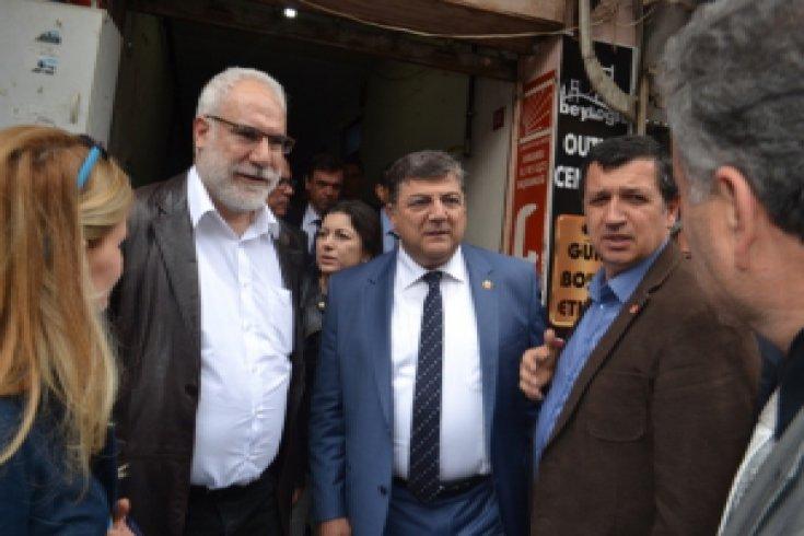 CHP Genel Sekreteri Sındır'dan Kırklareli ziyareti