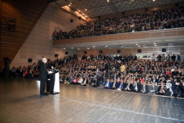 CHP lideri, Kocaeli'nde STK'larla bir araya geldi